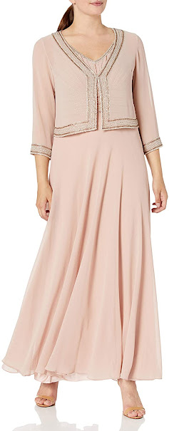 Chiffon Mother of The Groom Dresses