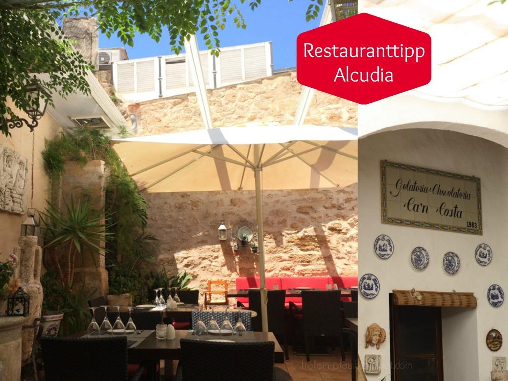 Altstadt von Alcudia, Markt Alcúdia, Ausflugsziel Mallorca, Restauranttipp Ca'n Costa, Kirche, Wochenmarkt, mittwochs mag ich, Mmi