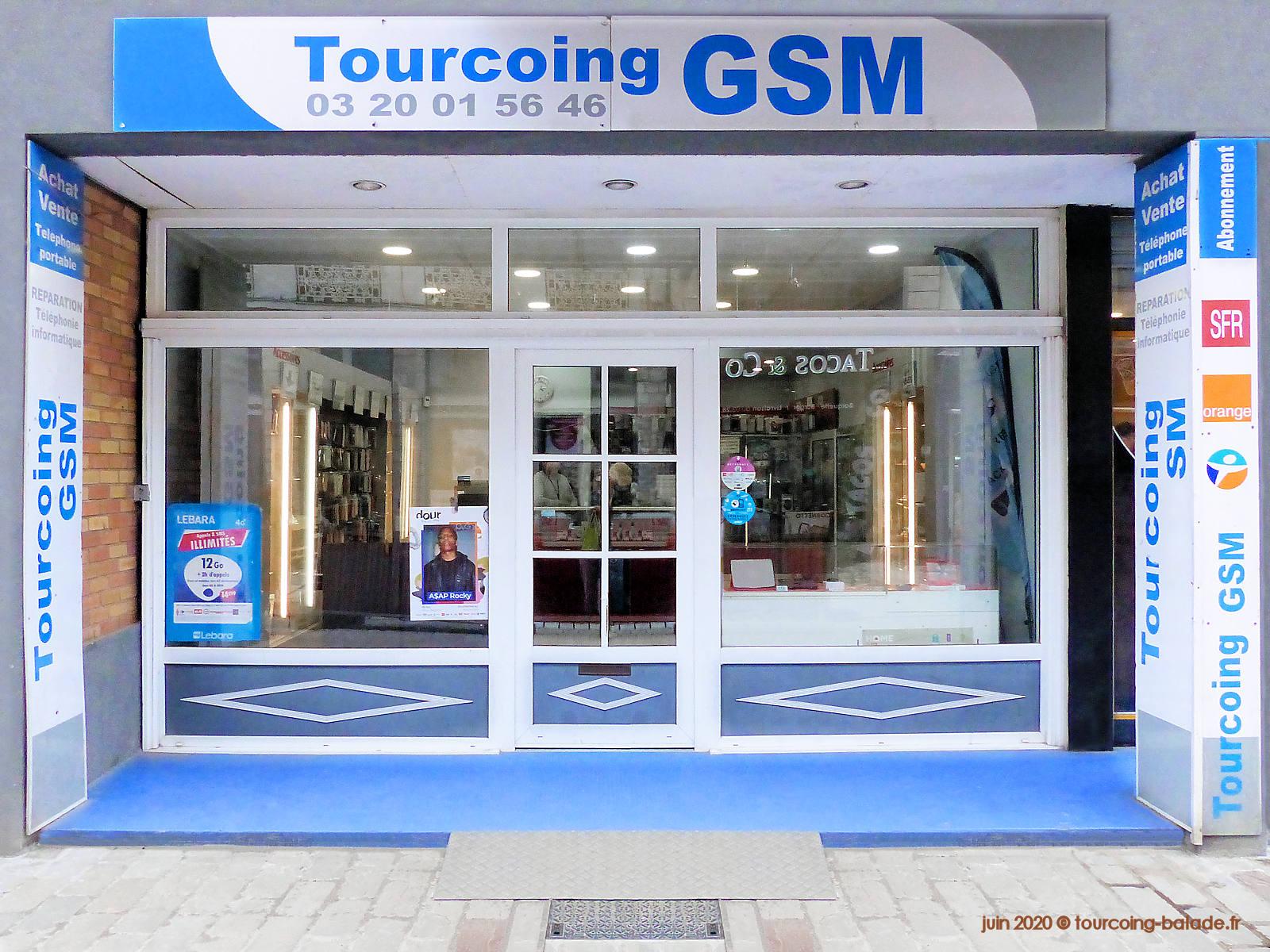 Tourcoing GSM Saint-Jacques, 2020