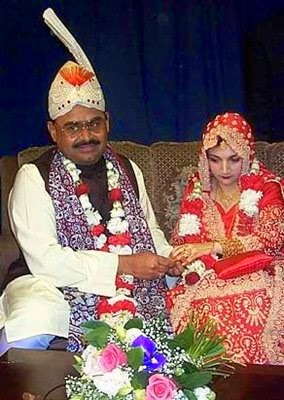 Mqm Leader Altaf Hussain Marriage With 17 Year Girls