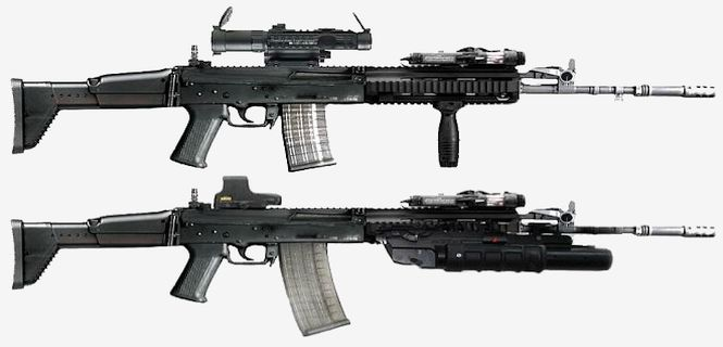 Ofb offering army new assault rifles indian defence news ofb offering army new assault rifles thecheapjerseys Images