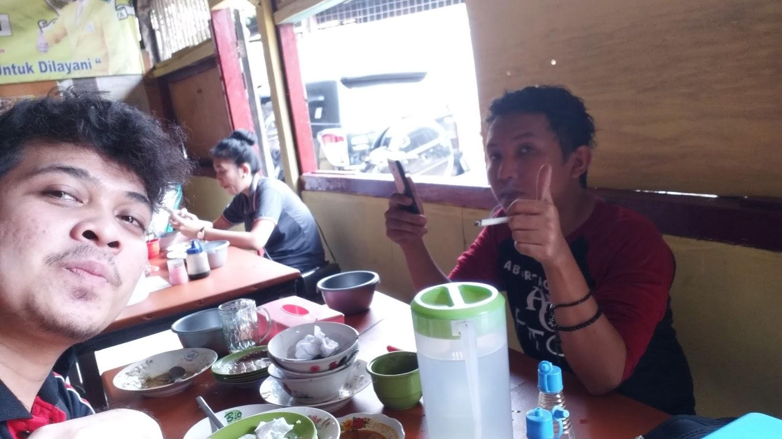 Makan Enak di Lapo Tangerang