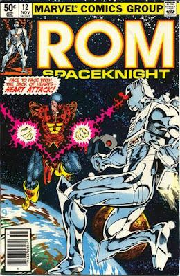 ROM #12, Jack of Hearts