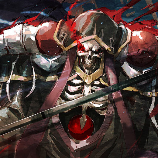Overlord - Ainz Ooal Gown Wallpaper Engine