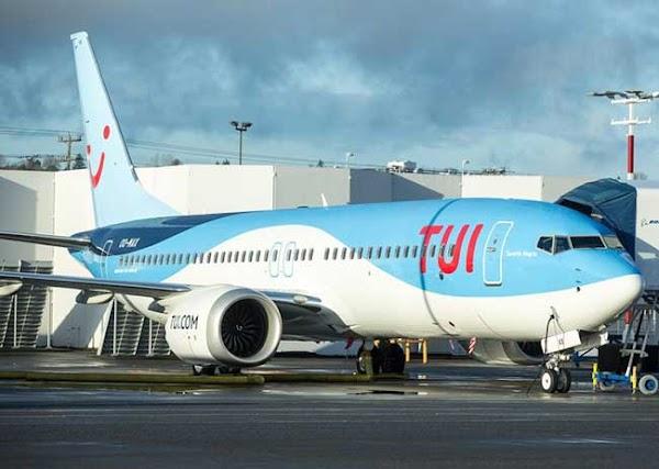 El turoperador TUI mantendrá vuelos con Canarias y Baleares después de rectificar