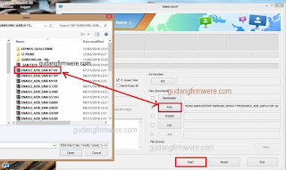 Remove FRP / Baypass Samsung Galaxy A7 SM-A710Y Via Odin