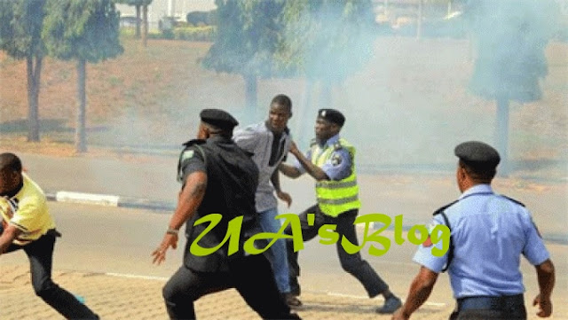 BREAKING!!! Dep. Commissioner, Senior Police Officer, Killed In Shiites Protest
