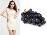 Anggur Hitam Bantu Program Diet Anda