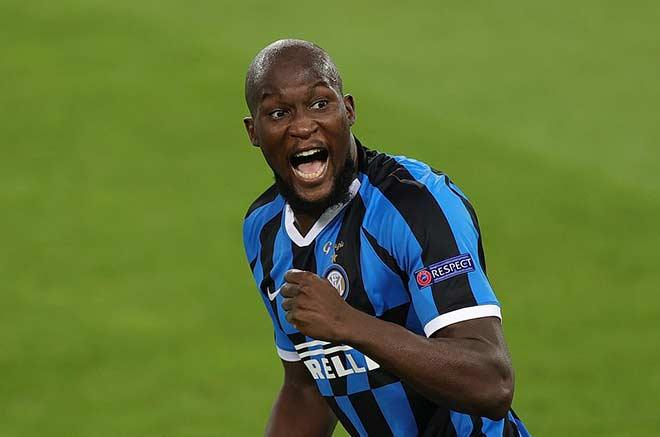 """Bi kịch Lukaku: San bằng thành tích Ronaldo """"béo"""", đá phản làm Inter mất cúp 3"""