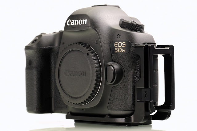 Sunwayfoto PCL-5DsR on Canon EOS 5Ds
