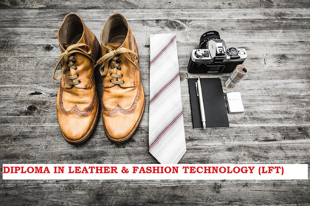 DIPLOMA IN LEATHER & FASHION TECHNOLOGY (LFT)