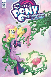 MLP Friendship is Magic #58 Comic