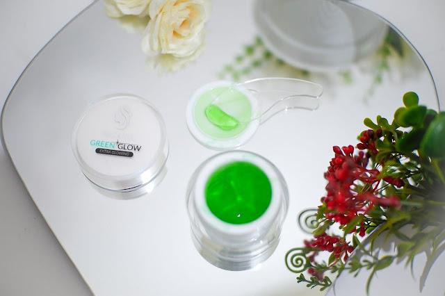 maresha green glow