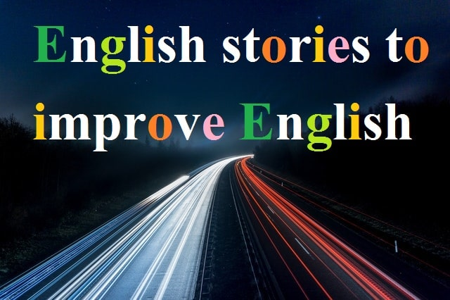 English stories to improve English