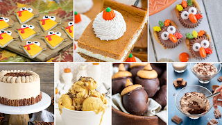 unique thanksgiving desserts