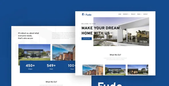 Best Real Estate Elementor Template Kit