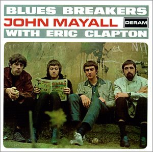 John Mayall's Bluesbreakers with Eric Clapton