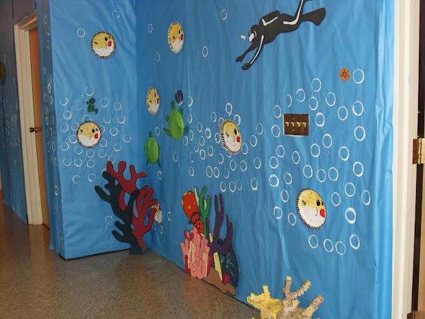 Mixingitup Vacation Bible School Ideas Underwater