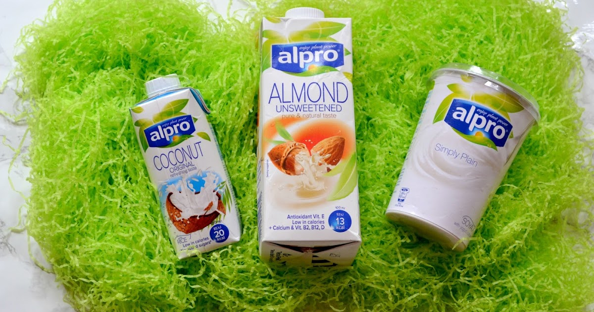 Your Smoothie Your Way With Alpro* | UK Lifestyle and Beauty Blog