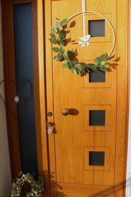 HomeShapedBlog Wreath