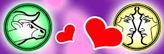 Compatibilidad de Signos: Amor entre Tauro y Géminis