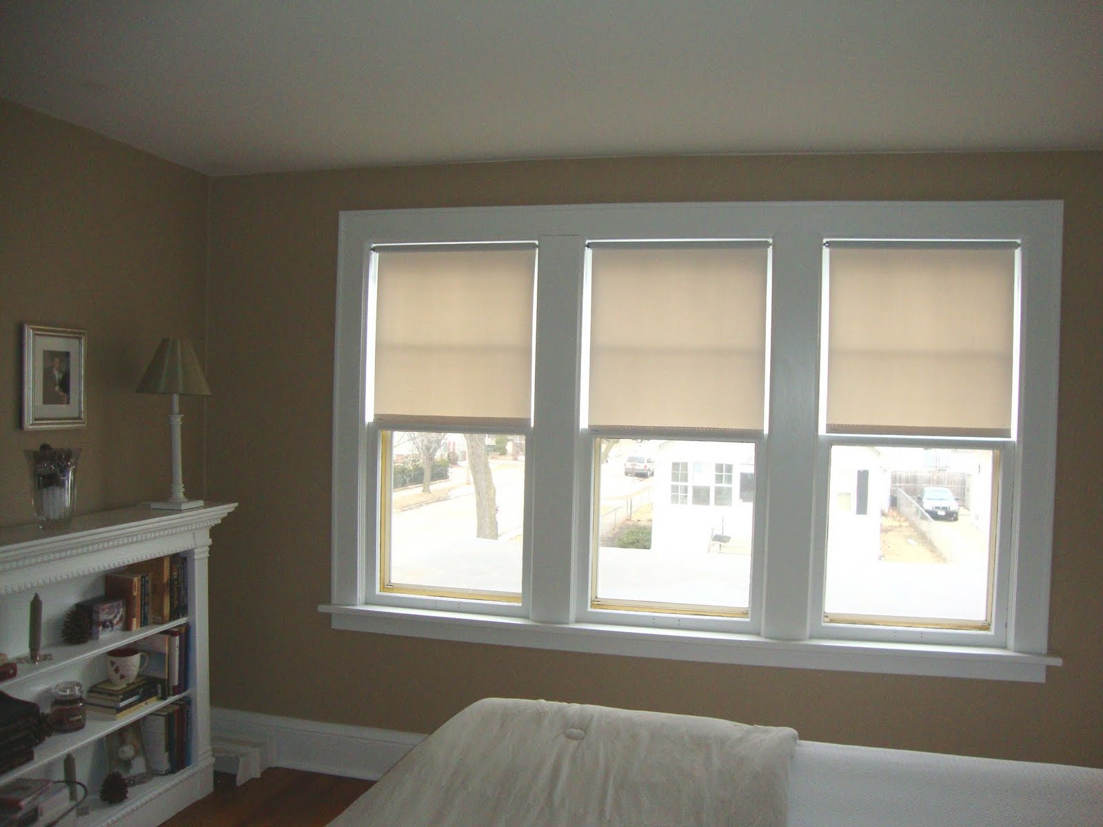J k homestead when in rome for Best blinds for bedroom