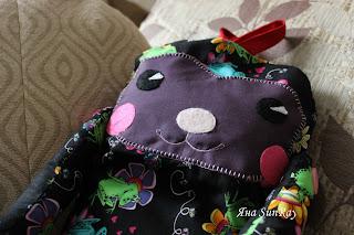 пижамница, настроение своими руками, игрушки, чудики, полезные вещи, хранение мелочей, мешочек для хранения, сувенир, оригинальный подарок, носкоед, хранение носков, удобное хранение, хранение мелочевки, чехол,
