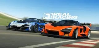 شارك في رياضة السيارات في جميع أنحاء العالم - بما في ذلك Formula 1® - سيارات حقيقية. اشخاص حقيقيون. رياضة السيارات الحقيقية. هذا هو Real Racing 3.