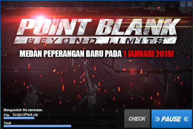 Jadwal Launching Perdana Point Blank Beyond Limits Zepetto Jam Berapa