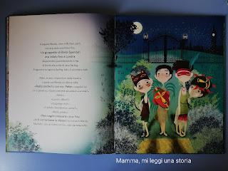 Peter Pan albo illustrato 6 anni Sassi Ed.