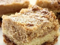 Butter Crumb Coffee Cake Recipe