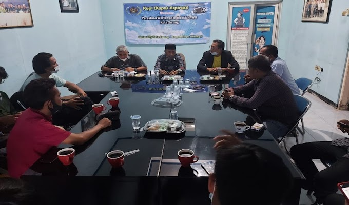 Sister City Kota Serang-Tangsel Peluang Penataan Sampah Kota Serang