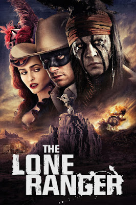 The Lone Ranger 2013 Dual Audio Hindi 720p BluRay 1GB ESubs