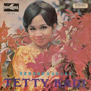 Tetty Kadi - Kenangan Desember ( Karaoke )