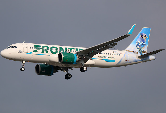 a320-200 frontier airlines
