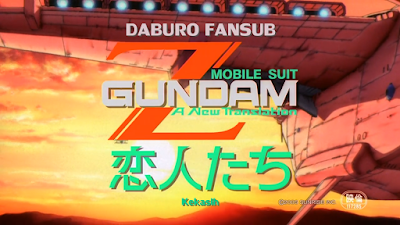MS ZETA Gundam Movie 02 - Lovers Subtitle Indonesia