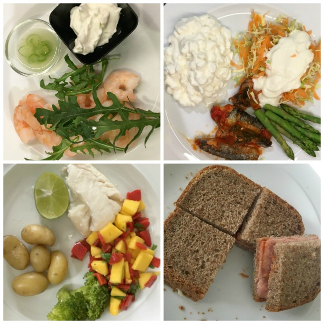 Slimming-World-weigh-in-#3-and-Best-Recipe-Of-The-Week-collage-of-meals