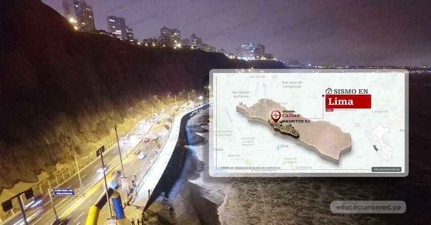 IGP ¿Dónde fue el epicentro del fuerte sismo de hace unos minutos hoy Miércoles 25 Agosto 2021? [VIDEO]