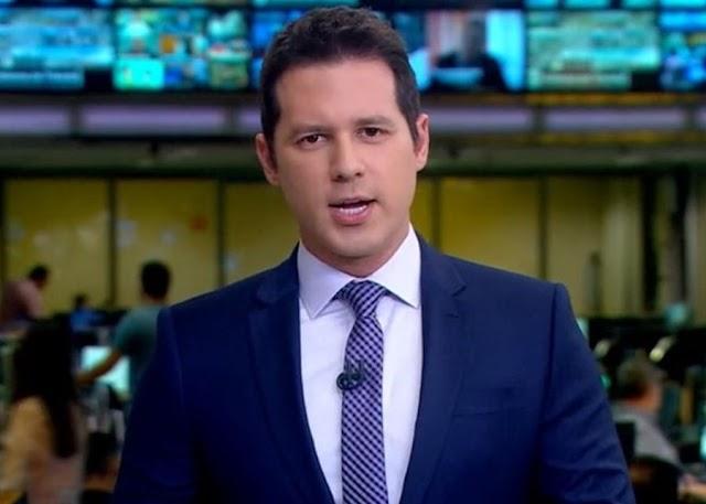 Após deixar bancada no JH na Globo, Dony de Nuccio pode ir para o SBT