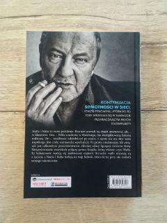 """Janusz Leon Wiśniewski na """"Końcu samotności"""", fot. paratexterka ©"""