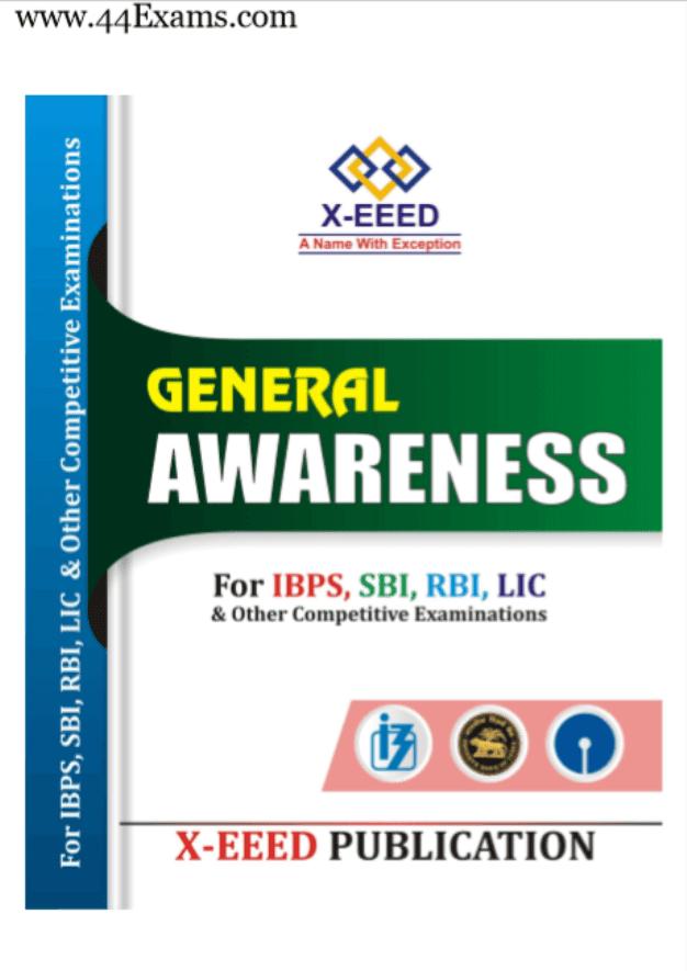 X-EEED-General-Awareness-For-Bank-Exam-PDF-Book