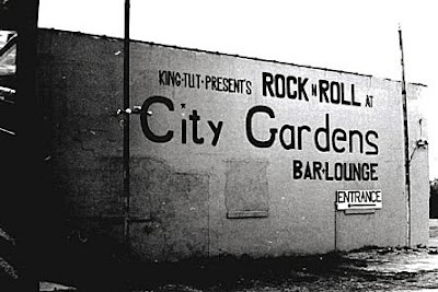 City Gardens rock club from 1979 to 2001 in Trenton, New Jersey