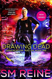 Drawing Dead by S.M. Reine