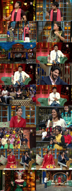 Screen Shot Of The Kapil Sharma Show 15th September 2019 Season 02 Episode 75 300MB Watch Online