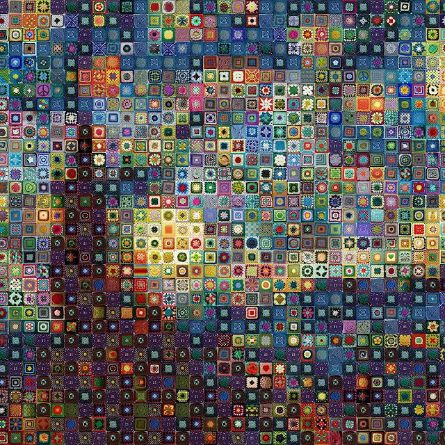 wallpaper android, mosaico