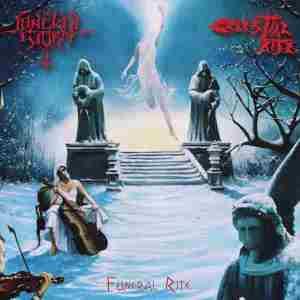 Celestial Rite - Funeral Storm  (Split) - Funeral Rite