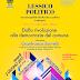 """""""Dalla rivoluzione alla democrazia del comune"""" con Gianfranco Borrelli"""