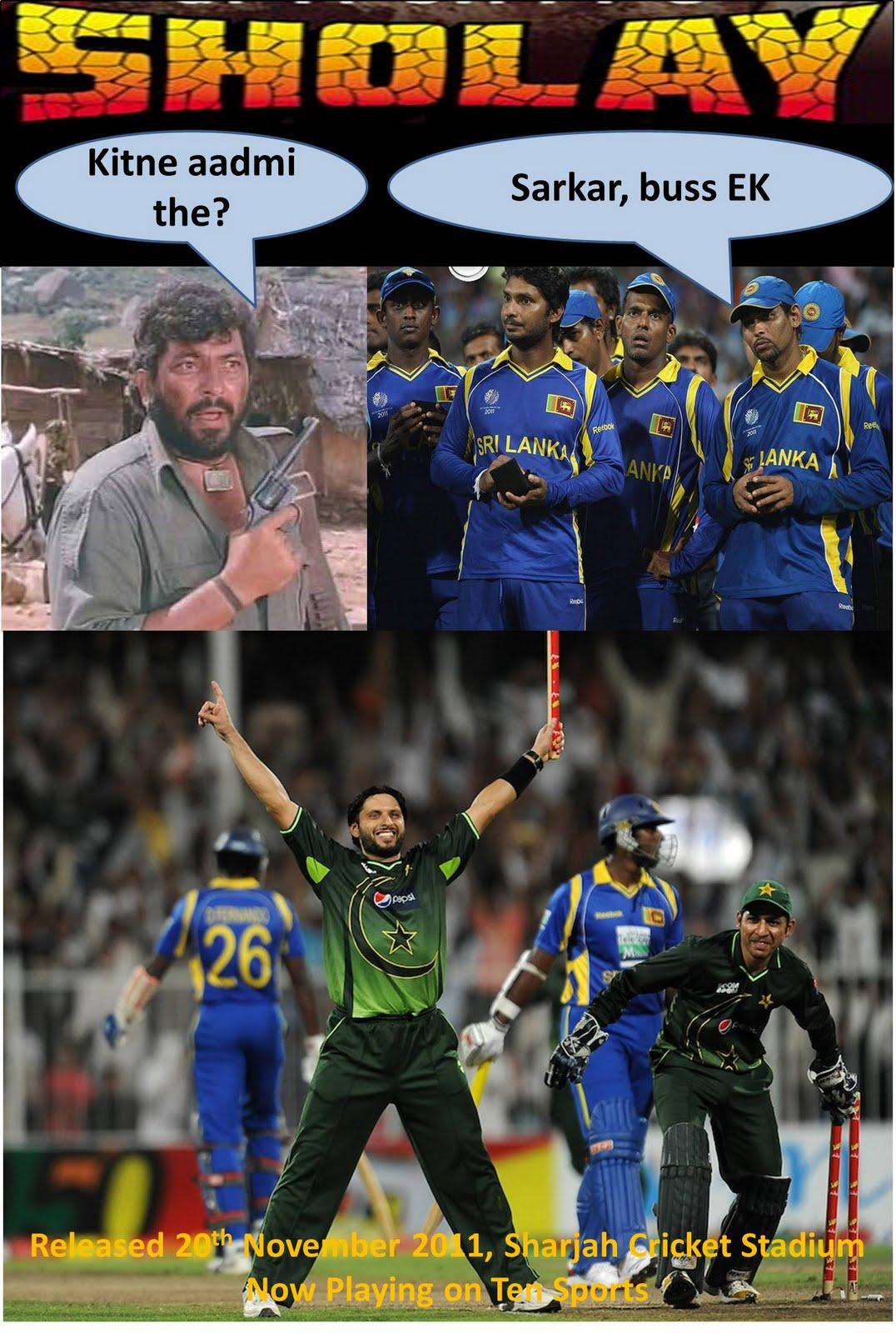 Shahid Afridi The One ...