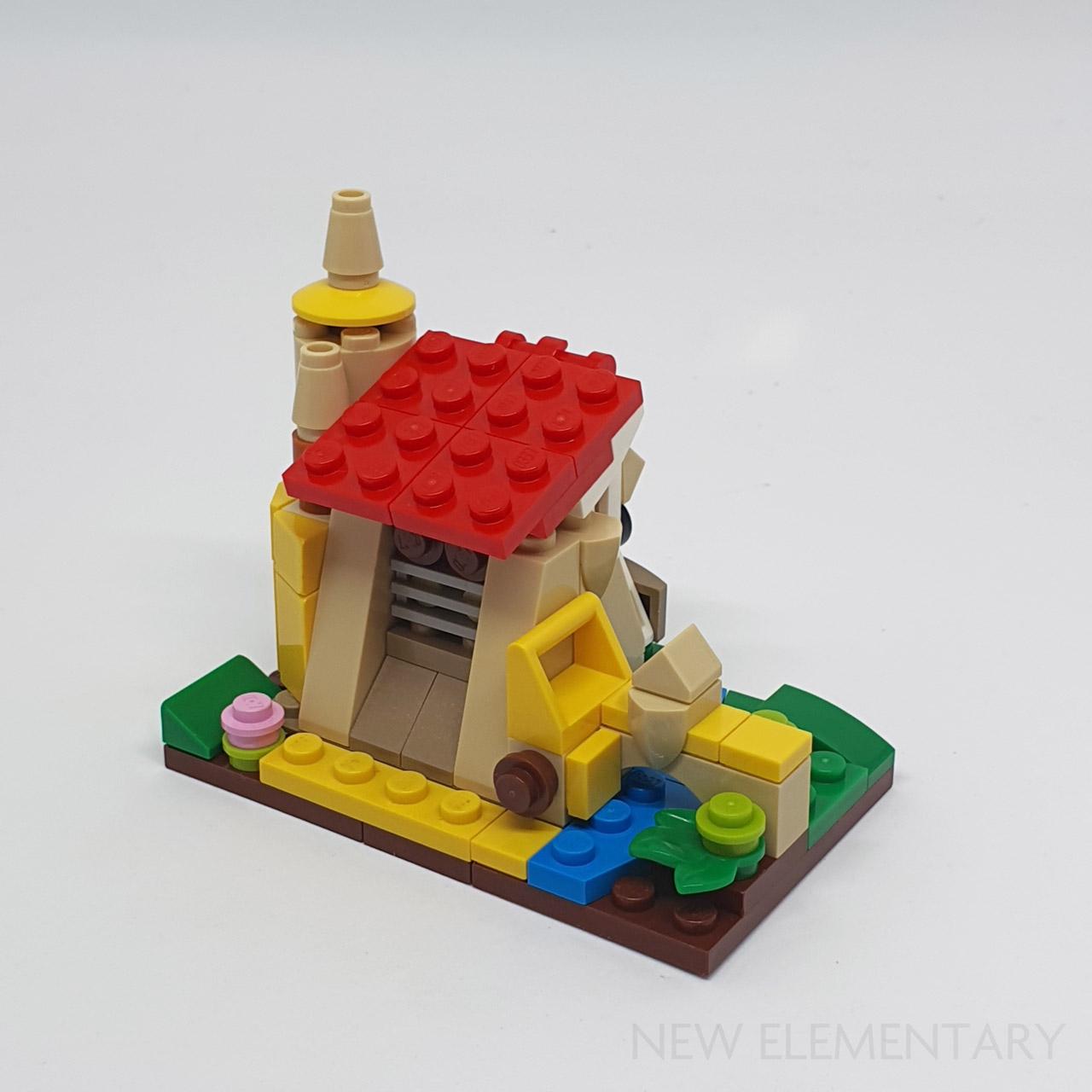 Lego Creative Fun 12 In 1 Professor S One Set Mocs