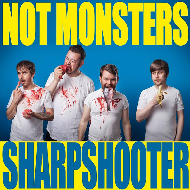 Not Monsters Sharpshooter